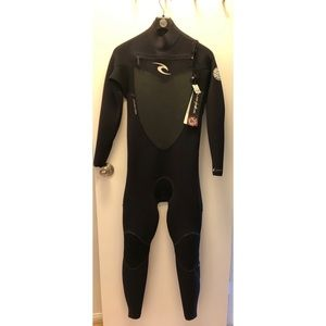 NWT Men's Rip Curl FlashBomb 3/2 Wetsuit